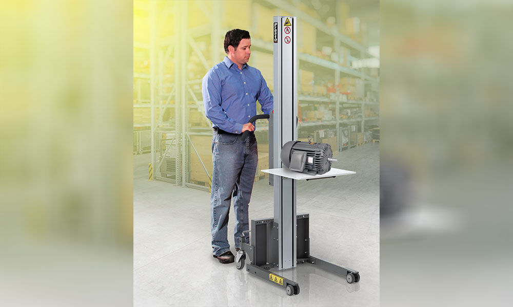 Compact Lifter Transporter has a multitude of uses
