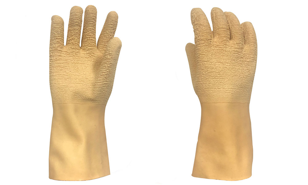 Aquila launches LX300 latex glove