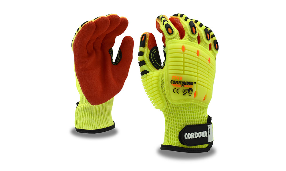 New gloves from Cordova Safety
