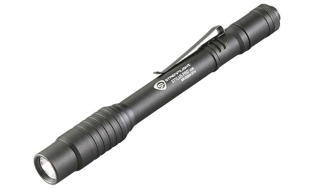 Streamlight Stylus Pro USB penlight