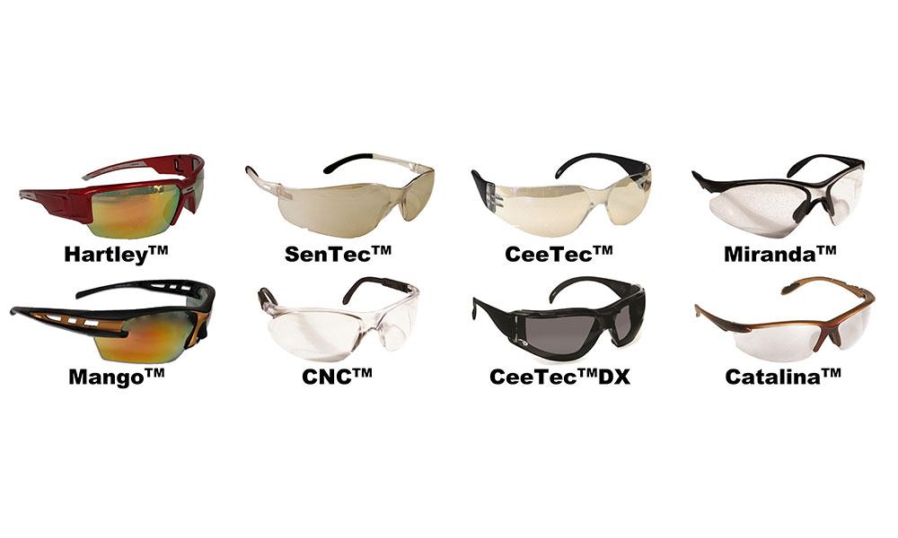 Dentec announces new eyewear line