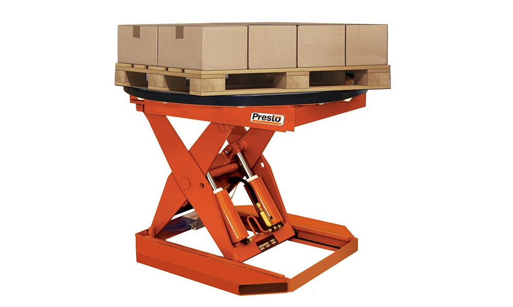 P3 Operator Controlled Load Leveler