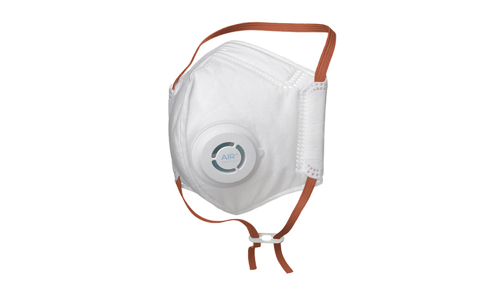 AIR+ Smart Mask with active ventilator
