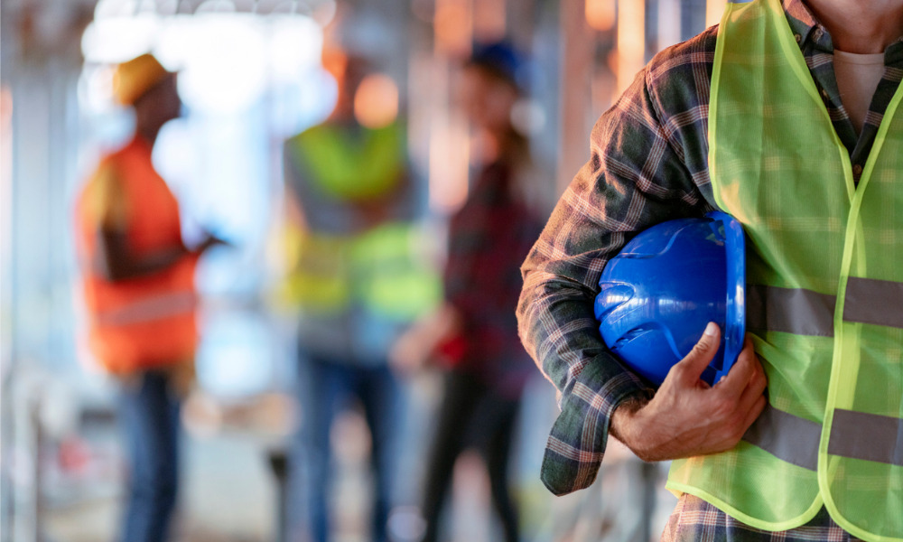 COVID-19: Construction labour groups raise concerns