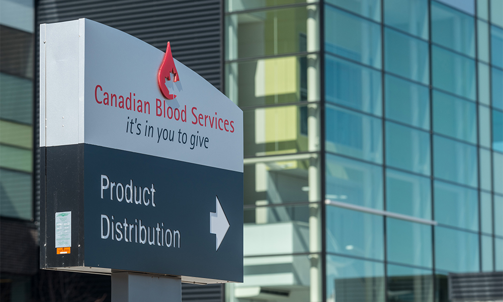 Union demands better protection for blood services workers