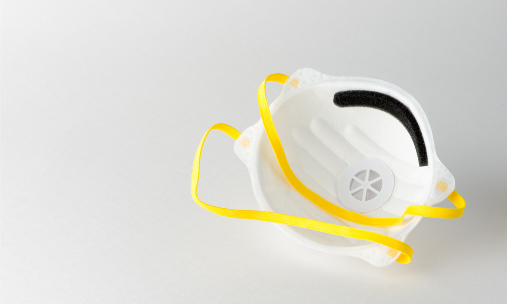 Canadian company partners with Chinese firm to manufacture N95 masks