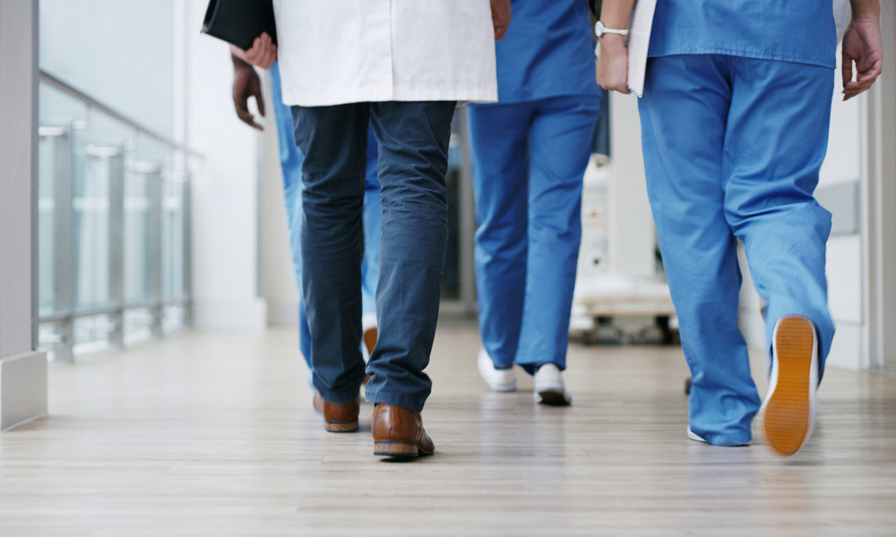 Canadian hospital foundations launch fund for frontline workers