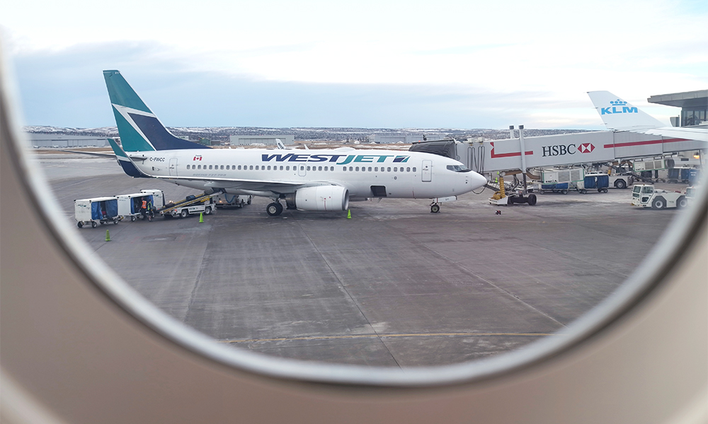 Agreement between WestJet, Airline Pilot Association saves 1,000 workers  from layoff | Canadian Occupational Safety