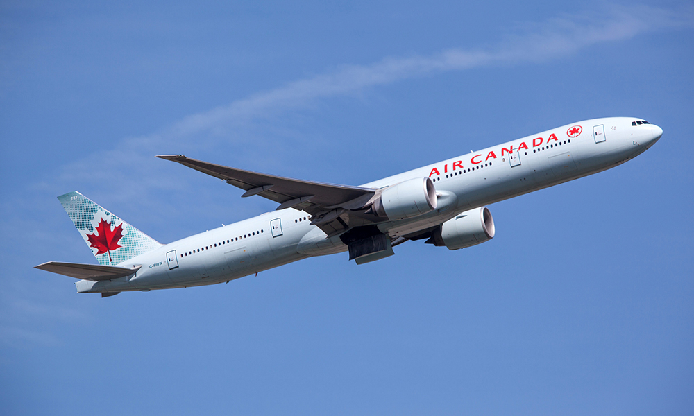 Air Canada launches program to reduce the risk of exposure to COVID-19