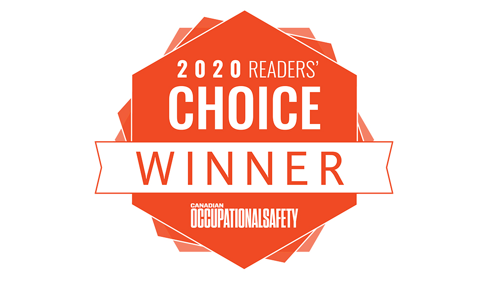 Last chance to take part in Canadian Occupational Safety's Readers' Choice survey