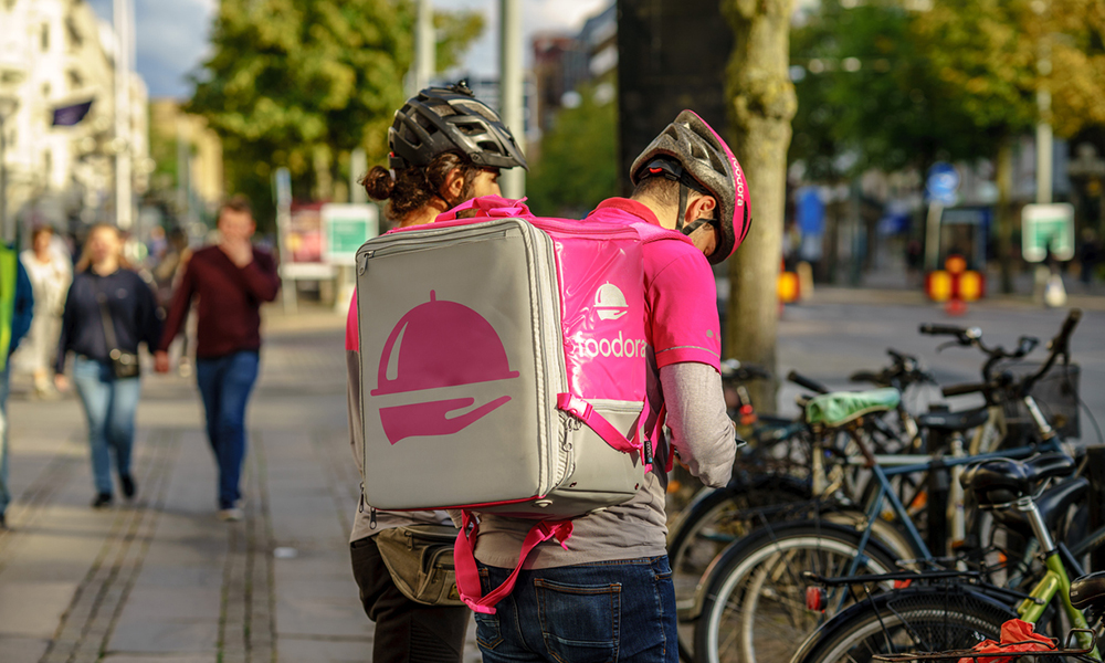 Votes revealed: Foodora couriers, drivers in favor of unionization