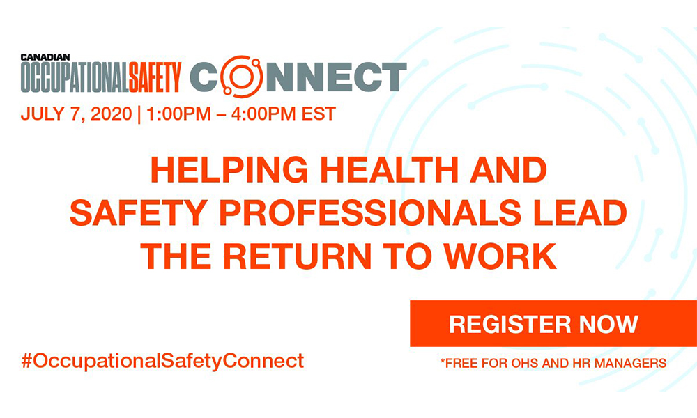 New virtual event features expert speakers sharing OHS insights