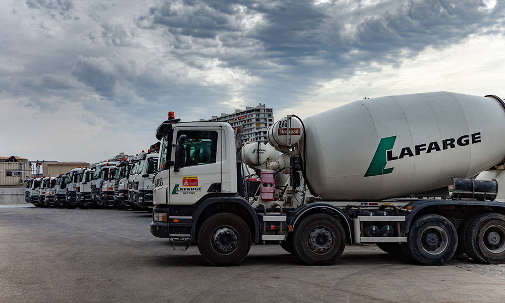 Lafarge fires employee for discriminatory act