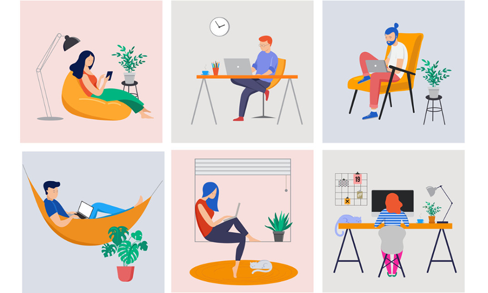 For those working from home, work life balance is very important: survey