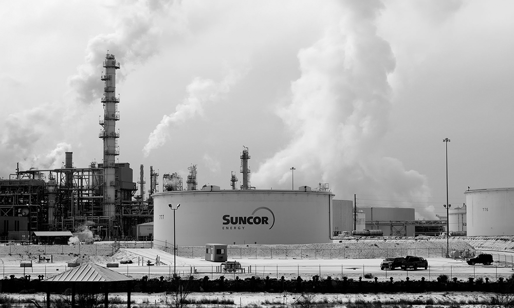 Seven environmental charges laid against Suncor