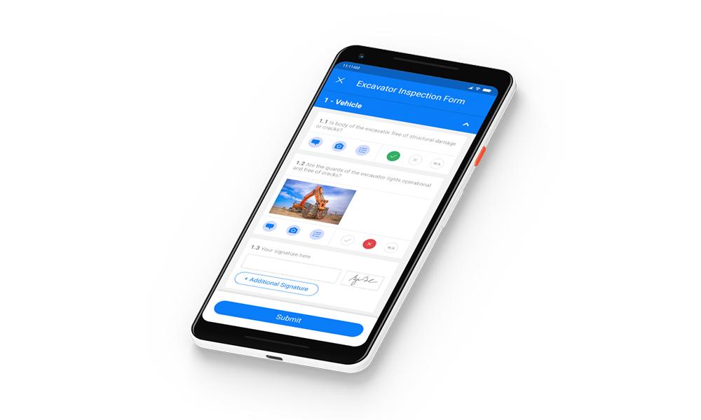 eCompliance 7.0 app