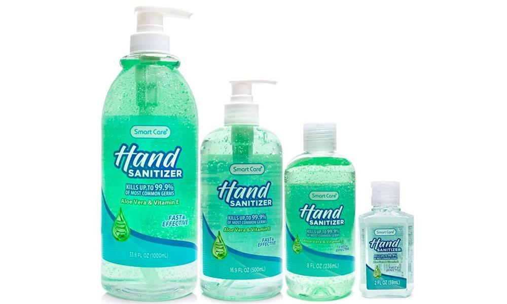 Ashtel Studios Smart Care™ hand sanitizer