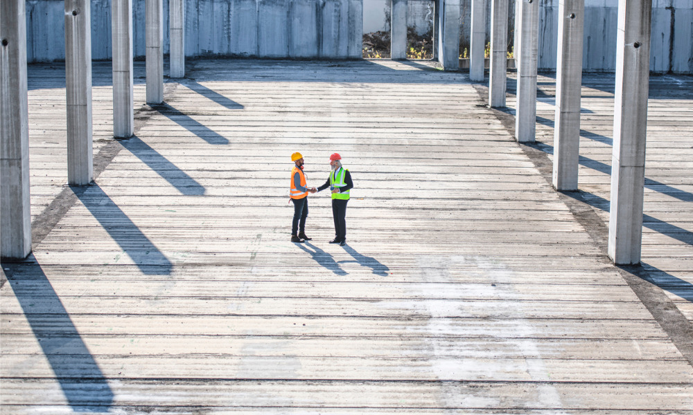 Construction association campaigns for new talent