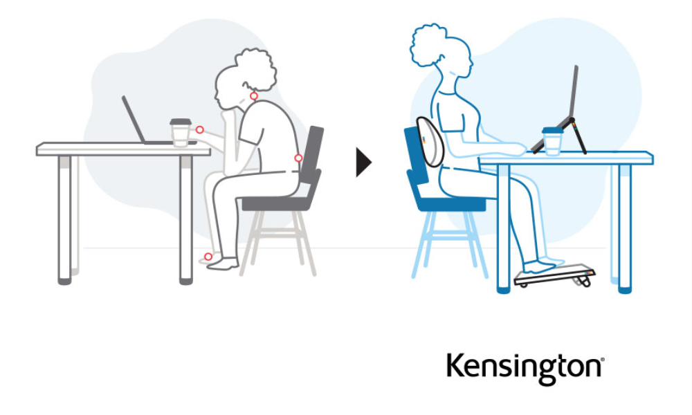 Workplace ergonomics: Four key things to consider