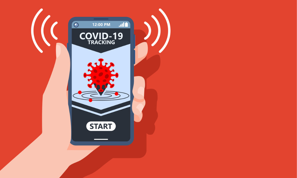 Manitoba encouraging public workers to use COVID Alert app