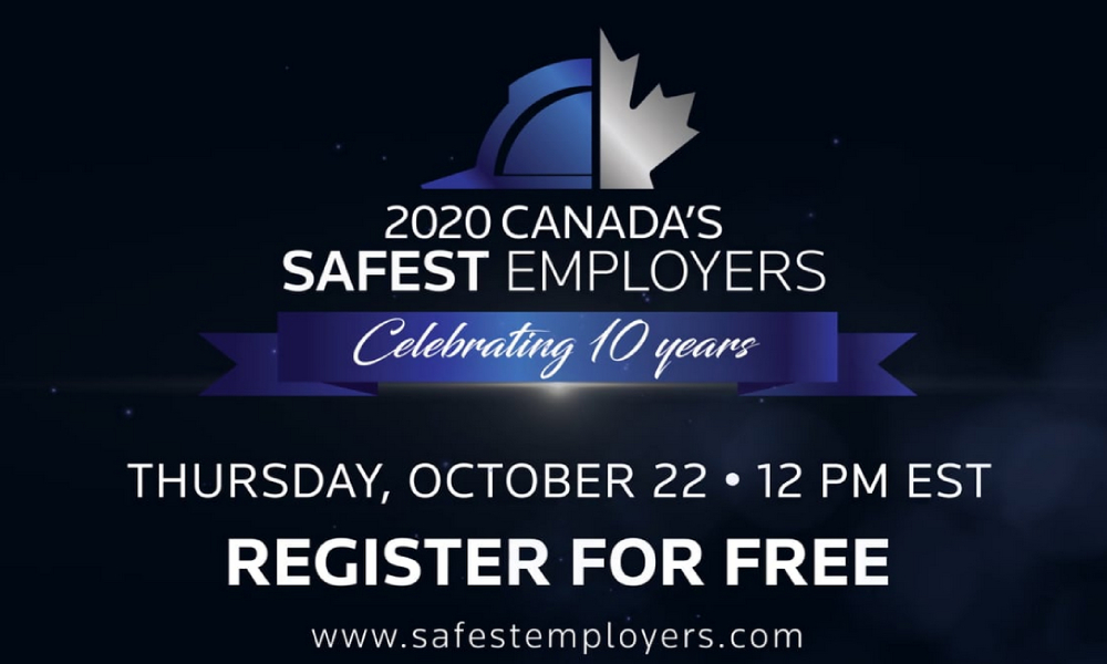 Introducing the virtual Canada's Safest Employers Awards