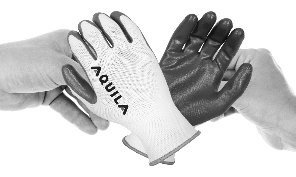 Aquila NR3006 nylon gloves