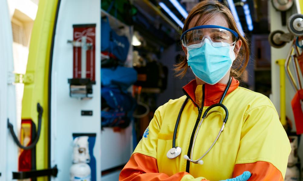 Nova Scotia invests in first responder organizations