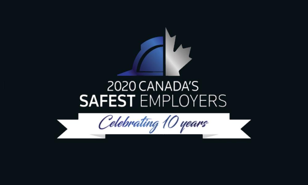 Revealed! Canada's Safest Employers Awards winners 2020