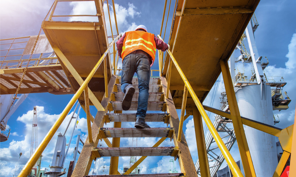 Three firms fined for lack of fall protection
