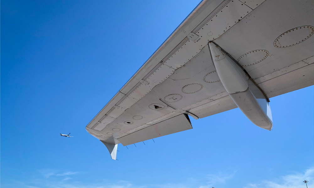 Ontario manufacturer fined for worker's aircraft wing injury