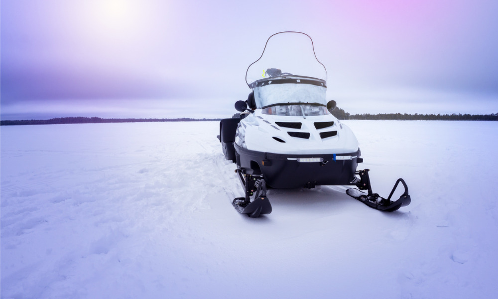 Saskatchewan company fined after worker thrown from a snowmobile