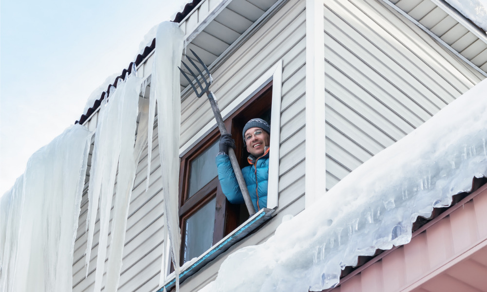 Rooftop Safety in Winter: Everything You Need to Know
