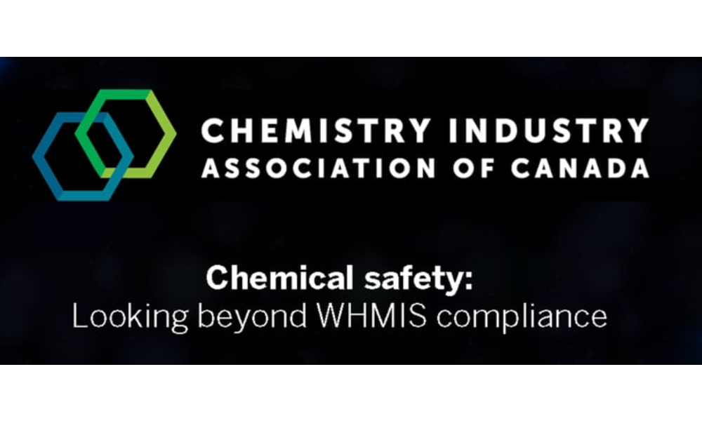 Chemical safety: Looking beyond WHMIS compliance