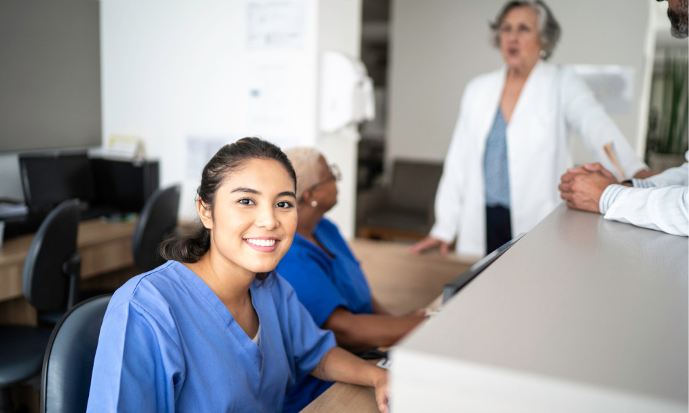 B.C. invests for training of healthcare assistants