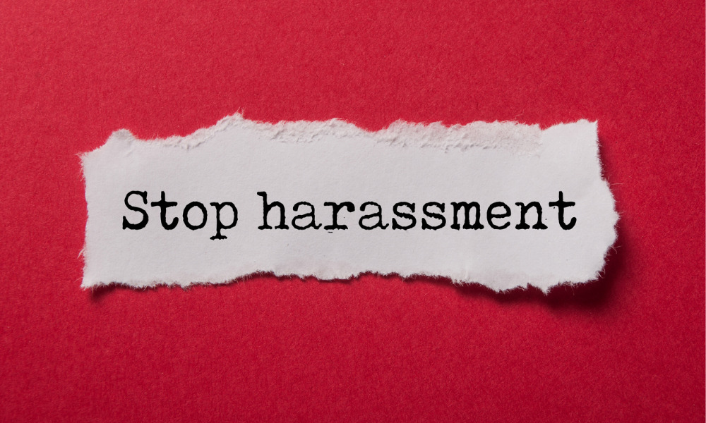 Courses for harassment, violence prevention available for federally operated workplaces