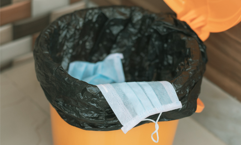 Canadian PPE company launches recycling program