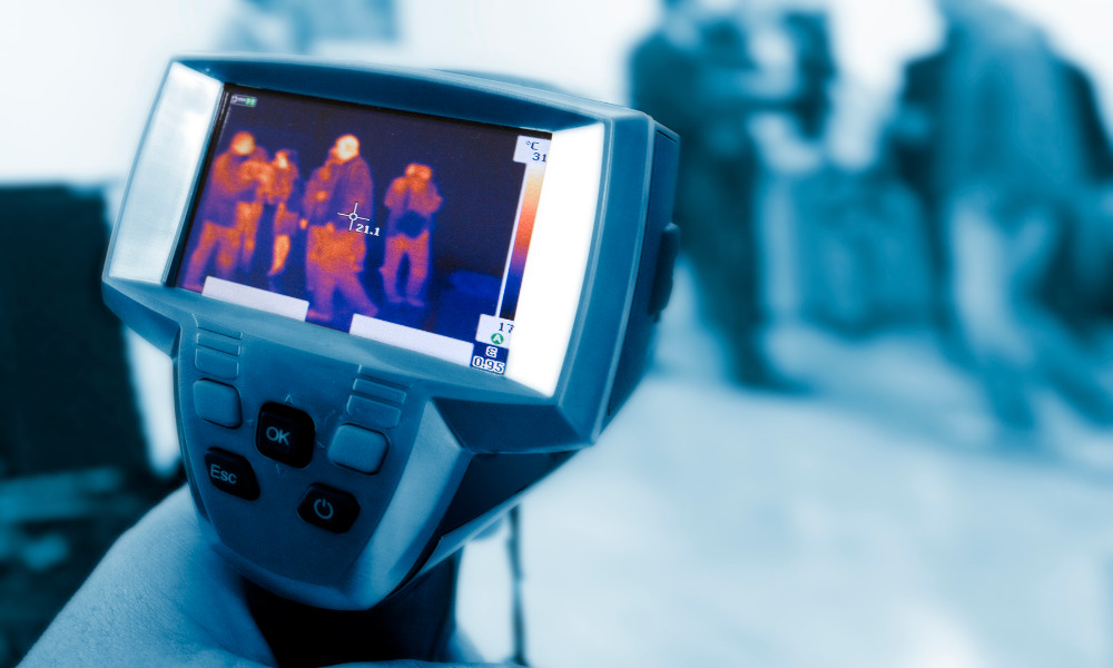 Thermal screening, a solution to worker safety amid COVID-19?