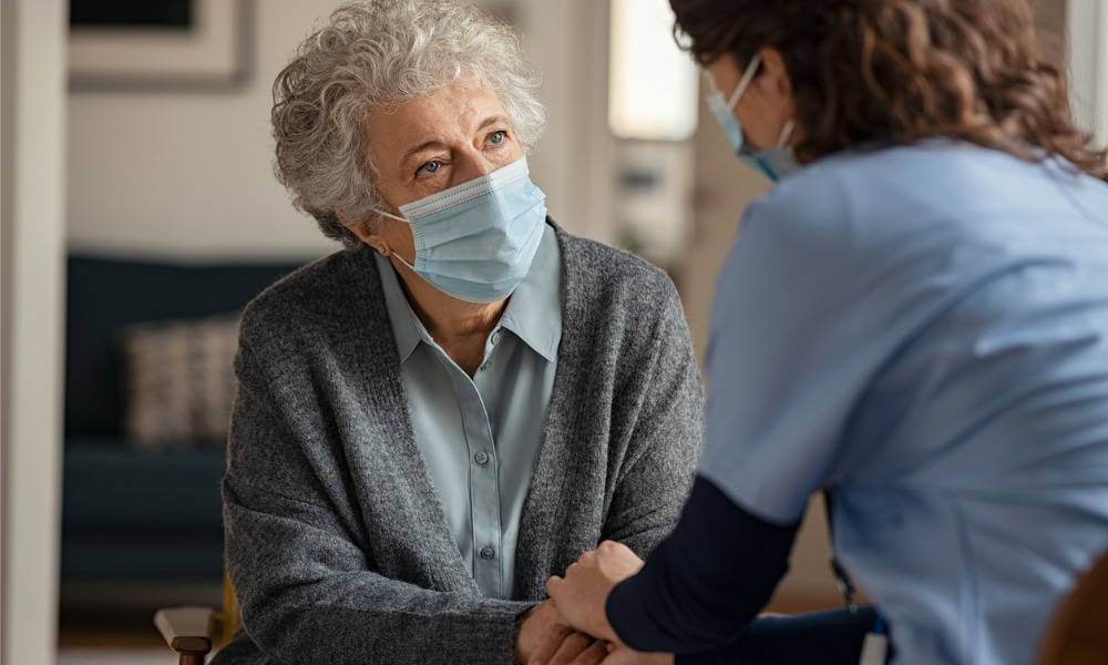 Canadians believe governments could have reduced COVID deaths in LTC
