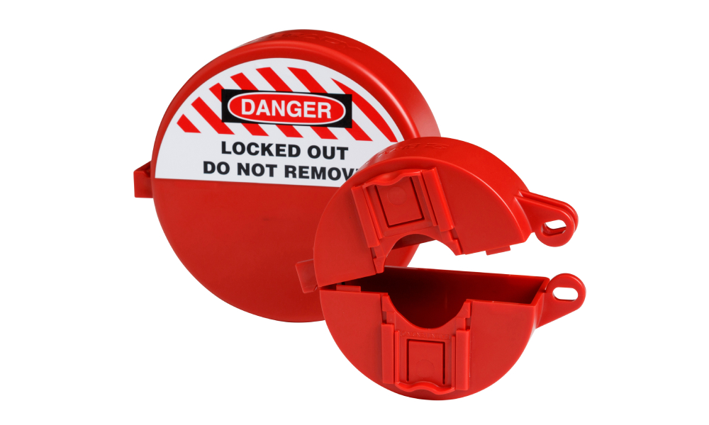 Brady T-handle Ball Valve Lockout