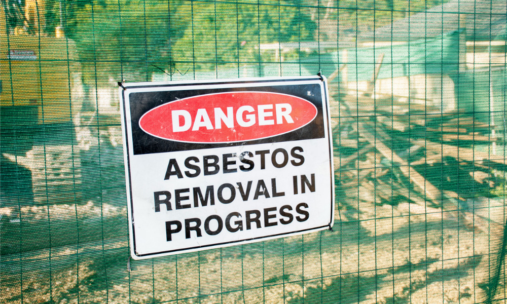 Asbestos risk leads to hefty fines for two B.C. companies