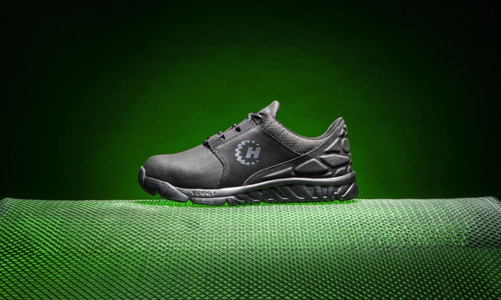HYTEST Safety Footwear Annex Metatarsal Guard athletic shoe