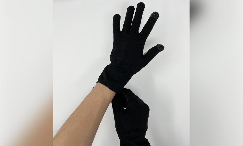 Threads reusable gloves