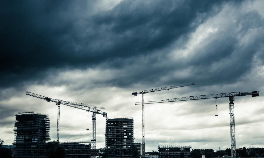 Protecting against weather hazards on construction sites this spring