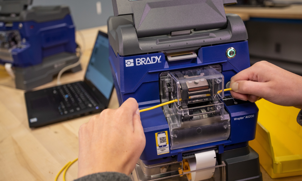 Brady Wraptor A6200 Wrap Printer Applicator