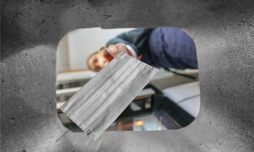Disposing of PPE properly at work: 5 safety tips