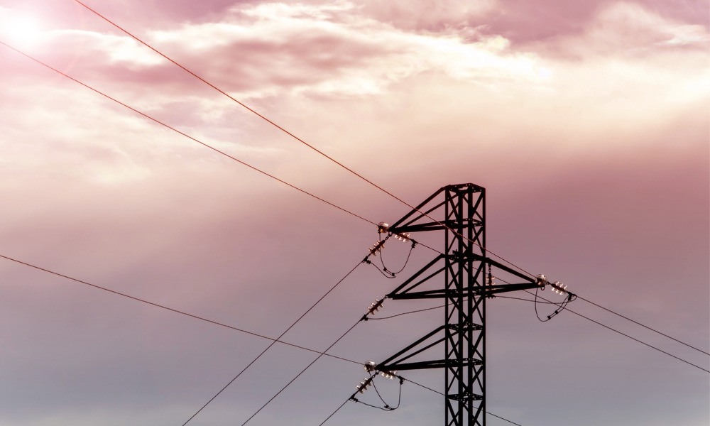 Worker dies from electric shock