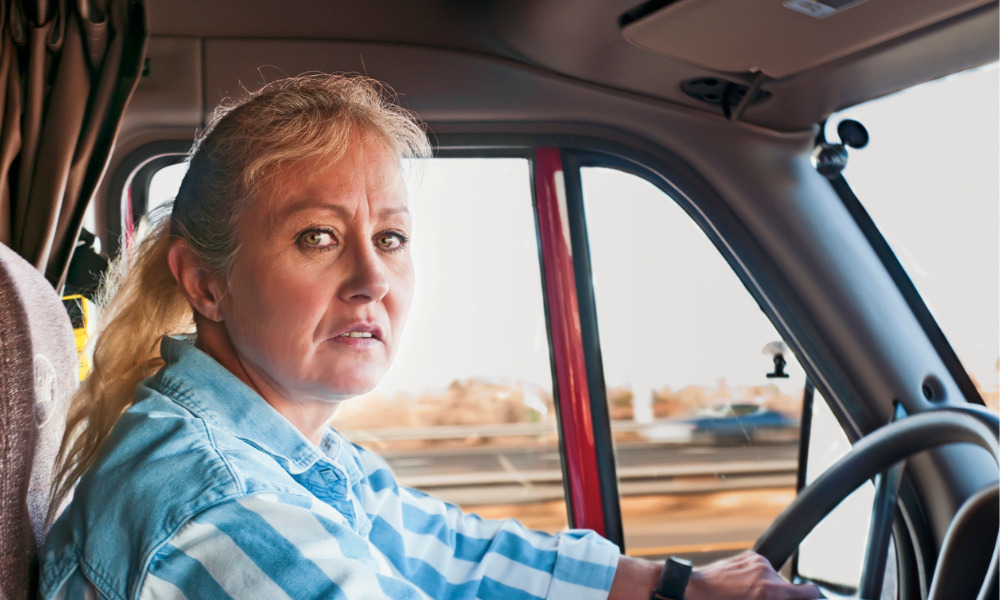 Why trucking industry needs to open up to women, youth