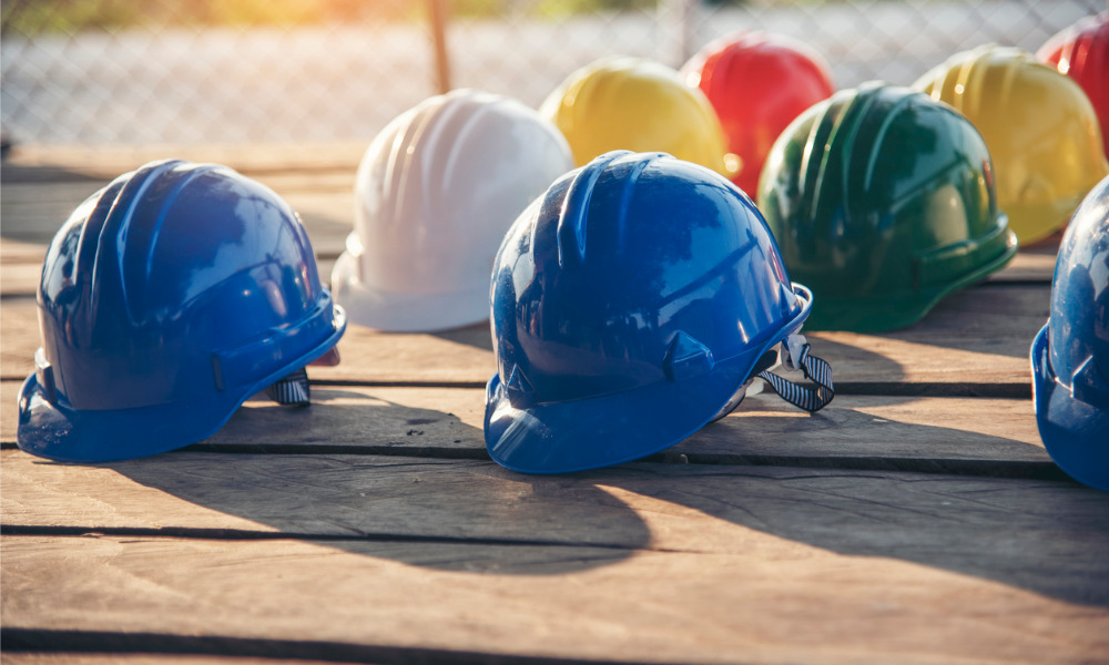 B.C. requiring employers to review hard hat requirement at job site