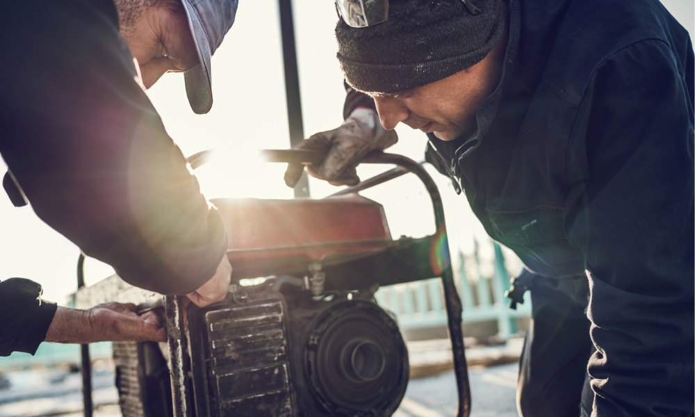 5 Generator safety tips for construction sites