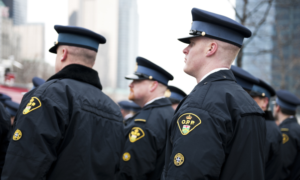 Ontario helping police respond to mental health calls